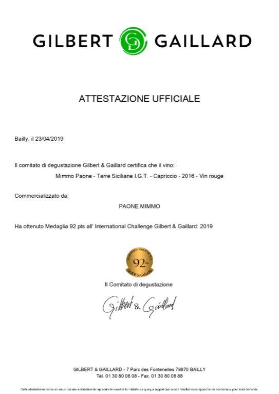 International-Challenge-Gilbert-&-Gaillard
